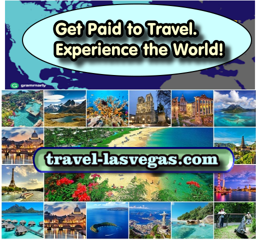 Travel the World: Get paid in 2019
